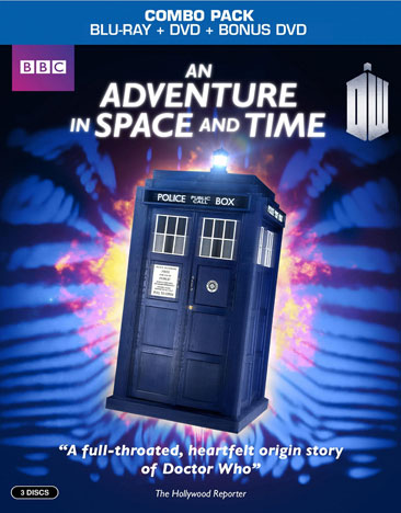 Doctor Who: An Adventure in Space & Time 883929406166