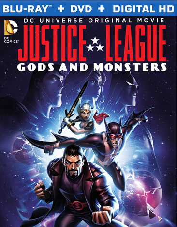 Justice League: Gods & Monsters 883929406265