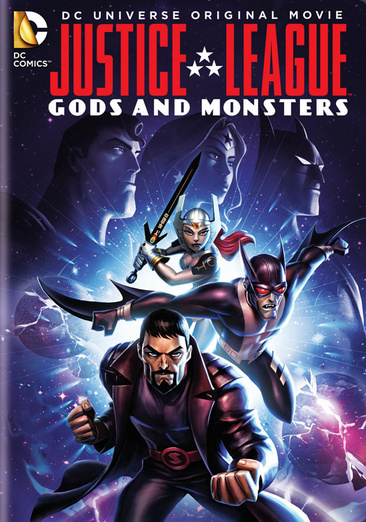 Justice League: Gods & Monsters 883929406272