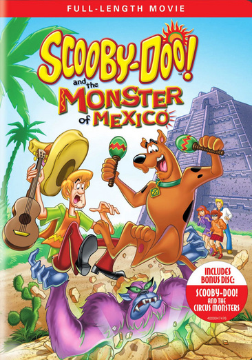 Scooby-Doo and the Monster of Mexico 883929407613