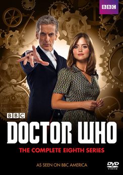 Doctor Who: The Complete Eighth Series 883929410538