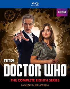 Doctor Who: The Complete Eighth Series 883929410545