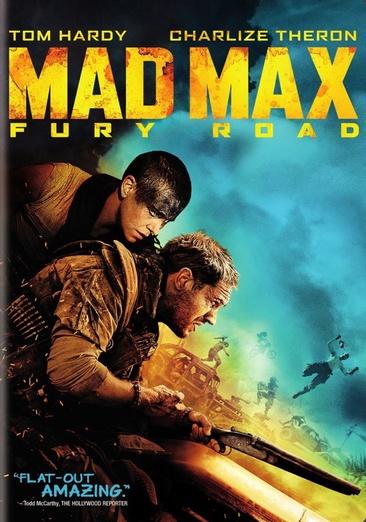 Mad Max: Fury Road 883929411665