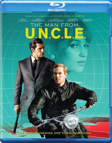 The Man From U.N.C.L.E. 883929413096