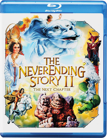 The Neverending Story II: The Next Chapter 883929413294