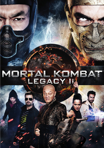Mortal Kombat: Legacy II 883929413522