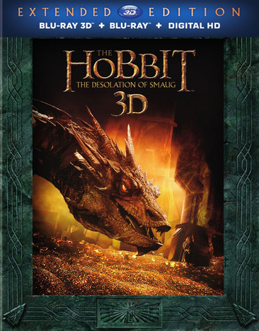 The Hobbit: The Desolation of Smaug 883929416394