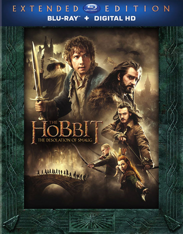The Hobbit: The Desolation of Smaug 883929416936