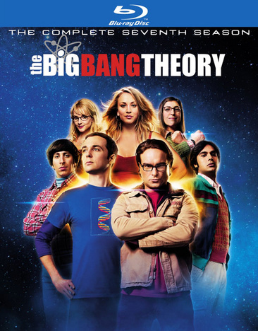 The Big Bang Theory: The Complete Seventh Season 883929422111