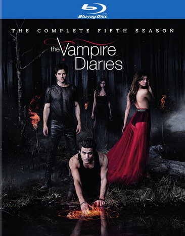 The Vampire Diaries: The Complete Fifth Season 883929422722