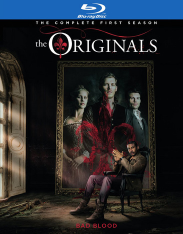 The Originals: The Complete First Season 883929422739