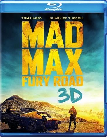 Mad Max: Fury Road 883929423934