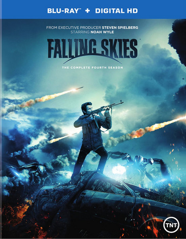 Falling Skies: The Complete Fourth Season 883929424726