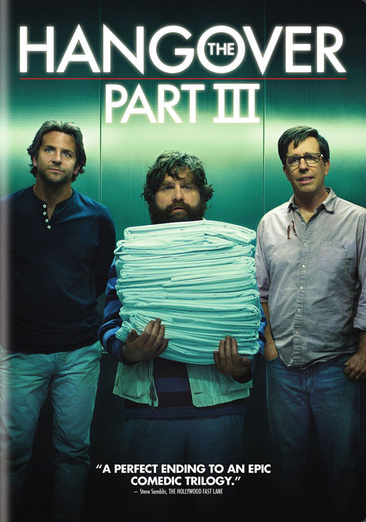 The Hangover Part III 883929428212