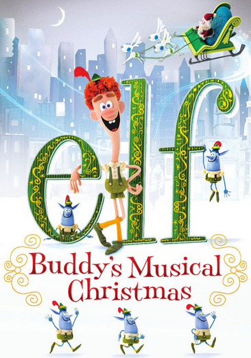 Elf: Buddy's Musical Christmas 883929428571