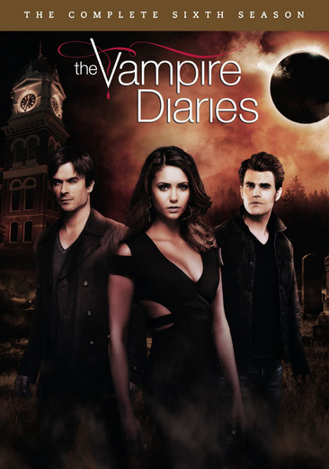 The Vampire Diaries: The Complete Sixth Season 883929444038