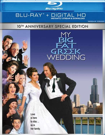 My Big Fat Greek Wedding 883929444175