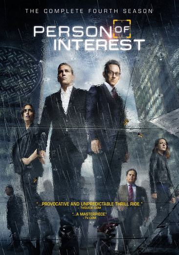 Person of Interest: The Complete Fourth Season 883929444762