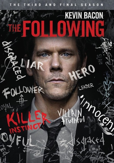 The Following: The Complete Third and Final Season 883929444779
