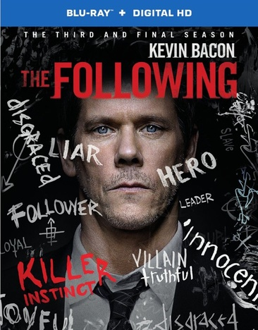 The Following: The Complete Third and Final Season 883929445066
