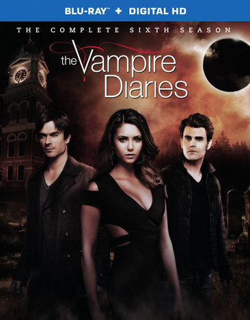 The Vampire Diaries: The Complete Sixth Season 883929445073
