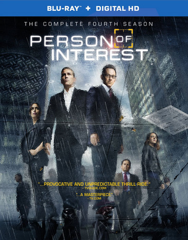 Person of Interest: The Complete Fourth Season 883929445165