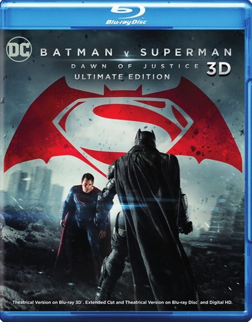 Batman v Superman: Dawn of Justice 883929447435