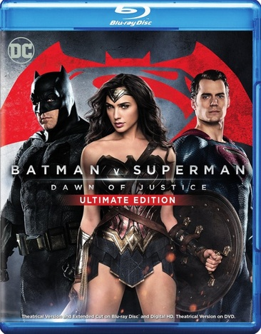 Batman v Superman: Dawn of Justice 883929447442