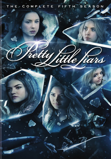 Pretty Little Liars: The Complete Fifth Season 883929448531