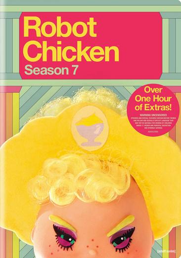 Robot Chicken: Season 7 883929449828