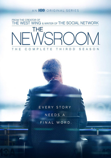 The Newsroom (2012): The Complete Third Season 883929451340