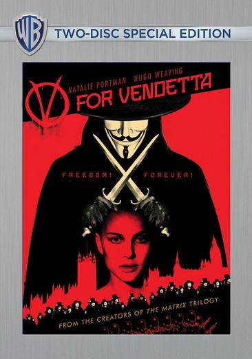 V for Vendetta 883929453092