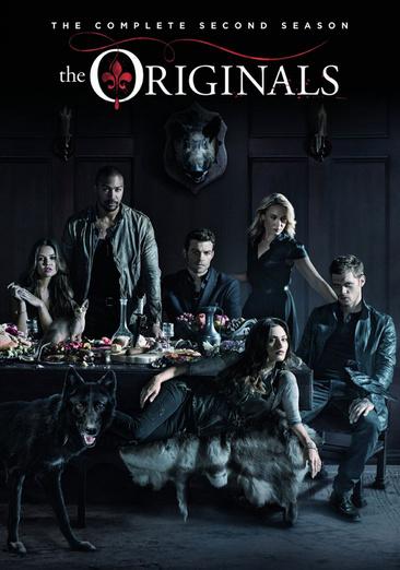The Originals: The Complete Second Season 883929454525