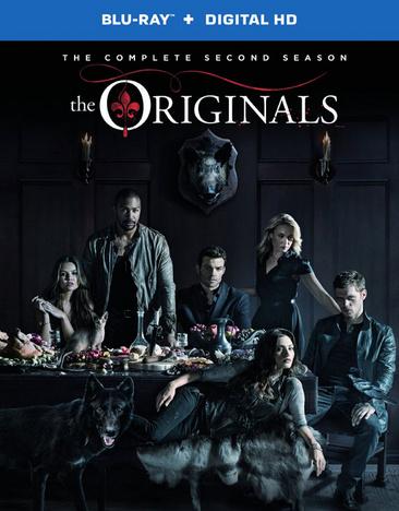 The Originals: The Complete Second Season 883929454594