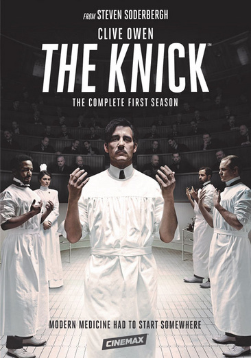 The Knick: The Complete First Season 883929456123