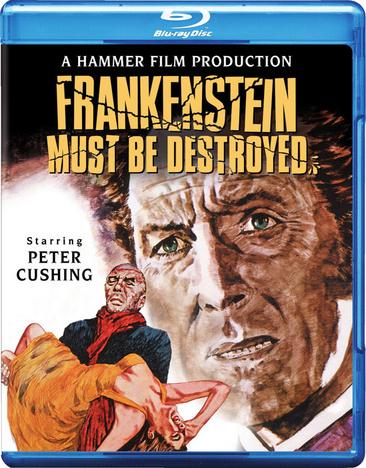 Frankenstein Must Be Destroyed 883929458738