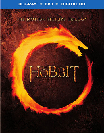 The Hobbit: The Motion Picture Trilogy 883929460755