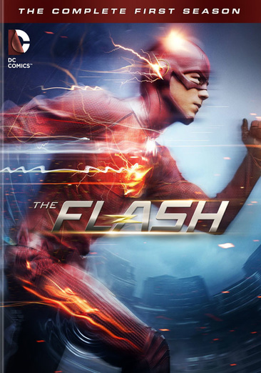 The Flash: The Complete First Season 883929462858