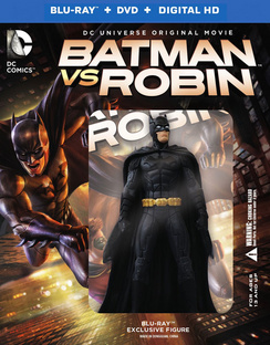 Batman vs. Robin 883929467662