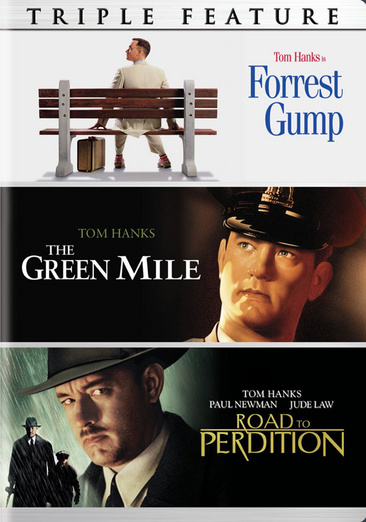 Forrest Gump / The Green Mile / Road to Perdition 883929468300