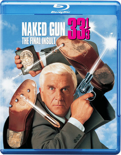 Naked Gun 33 1/3: The Final Insult 883929469284