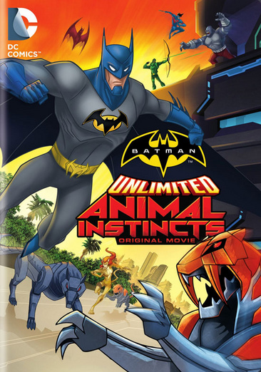 Batman Unlimited: Animal Instincts 883929470914