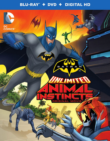 Batman Unlimited: Animal Instincts 883929470921