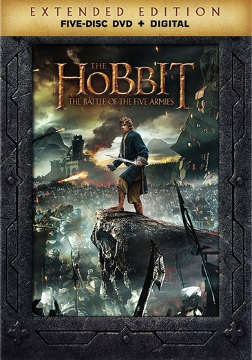 The Hobbit: The Battle of the Five Armies 883929477135