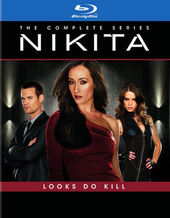 Nikita: The Complete Series 883929479405