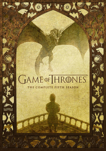 Game of Thrones: The Complete Fifth Season 883929482030