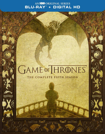 Game of Thrones: The Complete Fifth Season 883929482795