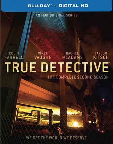 True Detective: The Complete Second Season 883929484584