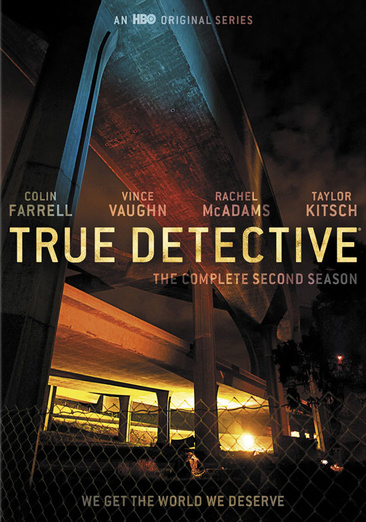 True Detective: The Complete Second Season 883929484591