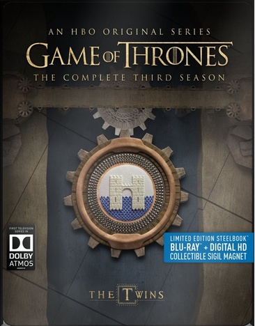 Game of Thrones: The Complete Fourth Season 883929485239